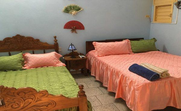 Areca1 600x370 - Hostales en Santa Clara Cuba