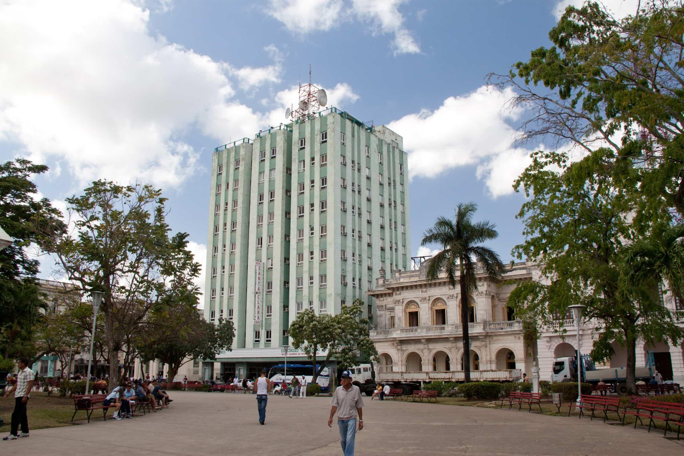 Parque min - Santa Clara City, Cuba
